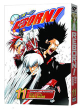 Image: Reborn Vol. 11 GN  - Viz Media LLC