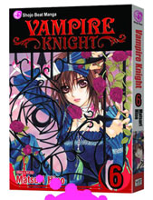Image: Vampire Knight Vol. 06 SC  - Viz Media LLC