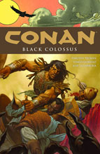 Image: Conan Vol. 08: Black Colossus HC  - Dark Horse