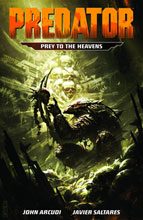 Image: Predator: Prey to the Heavens SC  - Dark Horse