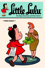 Image: Little Lulu: The Bogey Snowman and Other Stories SC  - Dark Horse