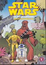 Image: Star Wars Clone Wars Adventures Vol. 04 SC  - Dark Horse