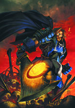 Image: World of Warcraft: Ashbringer SC  - DC Comics - Wildstorm