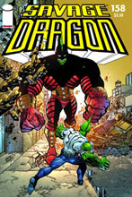 Image: Savage Dragon #158 - Image Comics