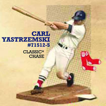 Image: TMP MLB Cooperstown Series 7: Yastrzemski Action Figure Case  -