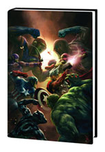 Image: New Avengers Vol. 05 HC  - Marvel Comics