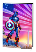Image: Captain America: America First HC  - Marvel Comics