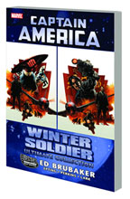 Image: Captain America: Winter Soldier Ultimate Collection SC  - Marvel Comics