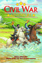 Image: Civil War Adventure Vol. 01 SC  - History Graphics Press