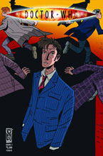Image: Doctor Who Ongoing Vol. 01: Fugitive SC  - IDW Publishing