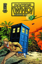 Image: Doctor Who Classics Vol. 05 SC  - IDW Publishing
