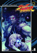 Image: Street Fighter Vol. 06: Final Round SC  - Udon Entertainment Corp
