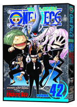 Image: One Piece Vol. 42 SC  - Viz Media LLC