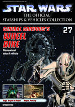 Image: Star Wars Vehicles Collector's Magazine #27 (Grievous Wheelbike)