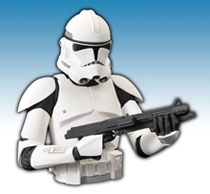 Image: Star Wars Clone Trooper Bank  -