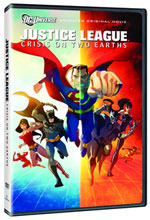 Image: Justice League: Crisis on Two Earths DVD  (2-Disc Special ed.) -