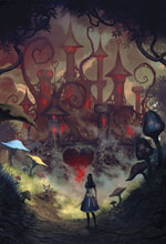 Image: Art of Alice: Madness Returns HC  - Dark Horse