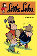 Image: Little Lulu Vol. 27: Treasure Map & Other Stories SC  - Dark Horse