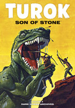 Image: Turok, Son of Stone Archives Vol. 08 HC  - Dark Horse