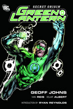 Image: Green Lantern: Secret Origin SC  (new edition) - DC Comics