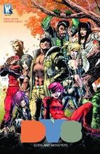 Image: DV8: Gods and Monsters SC  - DC Comics - Wildstorm