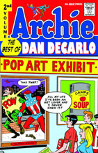 Image: Archie: Best of Dan Decarlo Vol. 02 HC  - IDW Publishing
