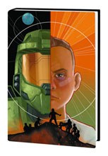 Image: Halo: Fall of Reach - Boot Camp HC  - Marvel Comics