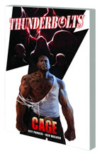 Image: Thunderbolts: Cage SC  - Marvel Comics