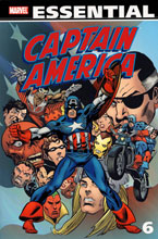 Image: Essential Captain America Vol. 06 SC  - Marvel Comics