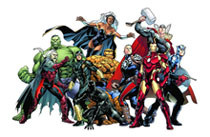 Image: Fear Itself by Stuart Immonen Poster  -