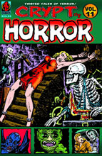 Image: Crypt of Horror Vol. 11  - AC Comics