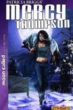 Image: Patricia Brigg's Mercy Thompson: Moon Called Vol. 01 SC  - D. E./Dynamite Entertainment