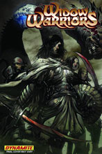Image: Widow Warriors Vol. 01 SC  - D. E./Dynamite Entertainment