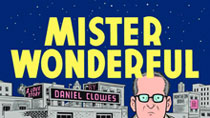 Image: Mister Wonderful HC  - Pantheon Books