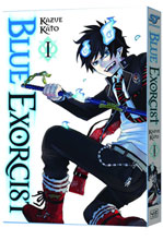 Image: Blue Exorcist Vol. 01 SC  - Viz Media LLC