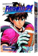 Image: Eyeshield 21 Vol. 35 SC  - Viz Media LLC