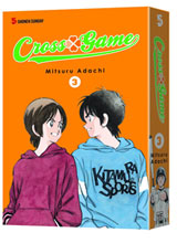 Image: Cross Game Vol. 03 SC