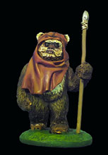 Image: Star Wars Figure Collector's Magazine #23 (Wicket) -