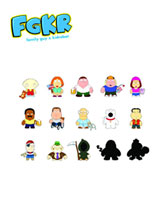 Image: Family Guy: Mini-Figure 16-Piece Bmb Display Series 01  -