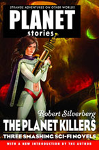 Image: Planet Killers: Three Novels of the Spaceways SC  - Planet Stories