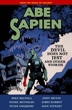 Image: Abe Sapien Vol. 02: The Devil Does Not Jest SC  - Dark Horse