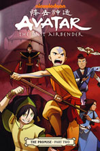 Image: Nickelodean's Avatar, the Last Airbender Vol. 02: Promise Part 2 SC  - Dark Horse