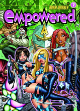 Image: Empowered Vol. 07 SC  - Dark Horse