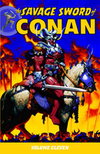 Image: Savage Sword of Conan Vol. 11 SC  - Dark Horse