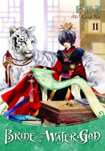 Image: Bride of the Water God Vol. 11 SC  - Dark Horse