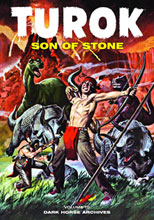 Image: Turok, Son of Stone Archives Vol. 10 HC  - Dark Horse