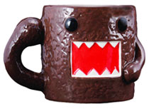Image: Domo Sculpted Mug  -