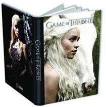 Image: Game of Thrones Journal: Daenerys  - Dark Horse