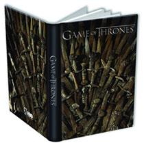 Image: Game of Thrones Journal: Sword Throne HC  - Dark Horse