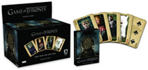 Image: Game of Thrones Playing Cards  - Dark Horse